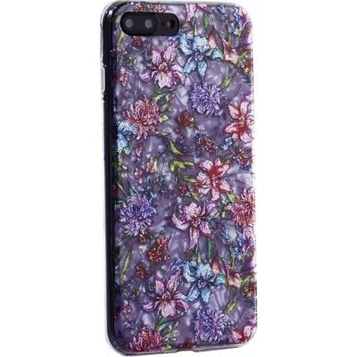 """Чехол-накладка пластиковый MItrifON для iPhone 8 Plus/ 7 Plus (5.5"""") с силиконовыми бортами Розовый вид №6 - фото 31182"""
