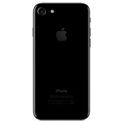 Apple iPhone 7 128Gb Jet Black / Черный Оникс восстановленный А1778 РСТ - фото 5419