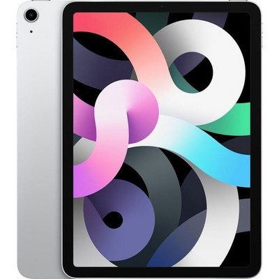 Apple iPad Air (2020) 64Gb Wi-Fi Silver - фото 32701