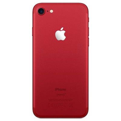 Apple iPhone 7 256Gb Red А1778 - фото 5471