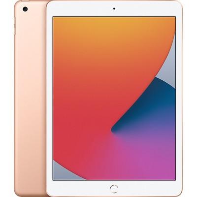 Apple iPad (2020) 32Gb Wi-Fi Gold MYLC2RU - фото 32968