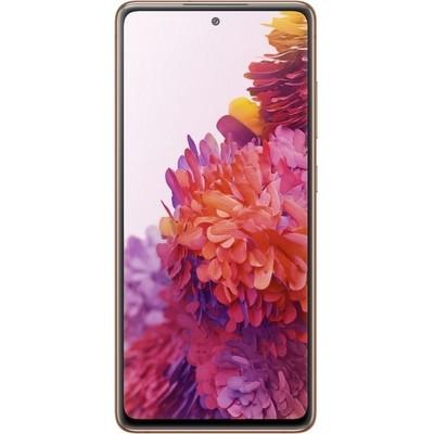 Samsung Galaxy S20 FE 128Gb Оранжевый Ru - фото 33035