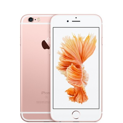 Apple iPhone 6S 128Gb Rose Gold MKQW2RU - фото 20836