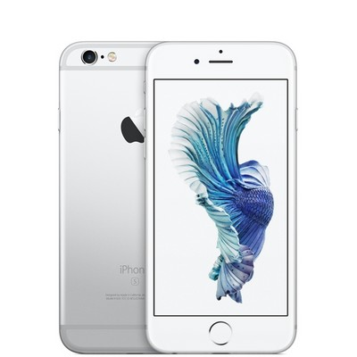 Apple iPhone 6S 32GB Silver A1688 - фото 5525