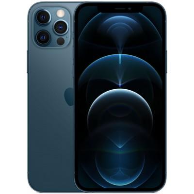 Apple iPhone 12 Pro Max 128GB Pacific Blue (тихоокеанский синий) - фото 37705