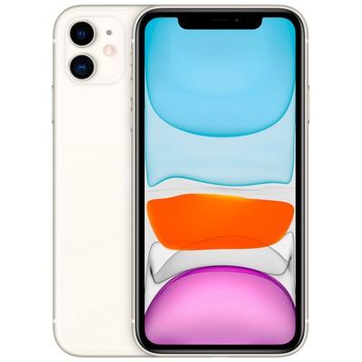 Apple iPhone 11 64GB White (белый) - фото 37825