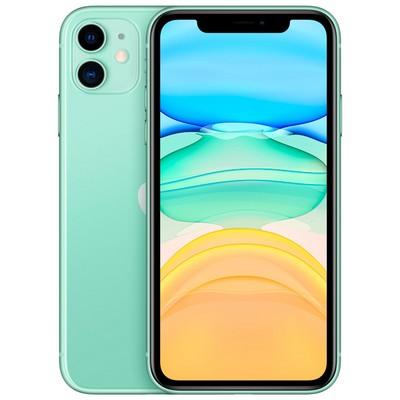 Apple iPhone 11 64GB Green (зеленый) MHDG3RU - фото 37930