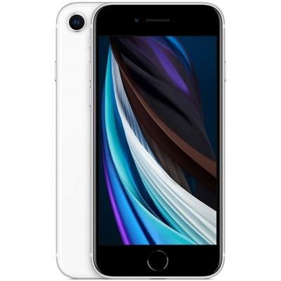 Apple iPhone SE (2020) 64GB White (белый) - фото 38380