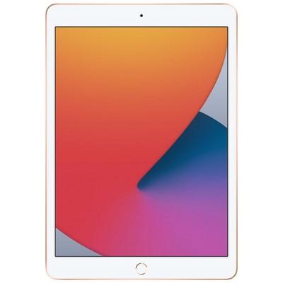 Apple iPad (2020) 32Gb Wi-Fi Gold MYLC2RU - фото 38409