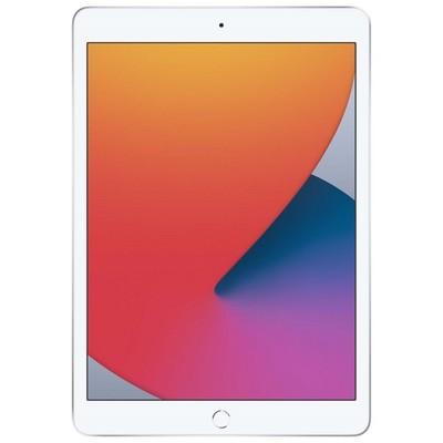 Apple iPad (2020) 32Gb Wi-Fi Silver MYLA2RU - фото 38408