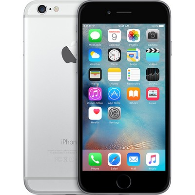 Apple iPhone 6 32Gb Space Gray MQ3D2RU - фото 5540