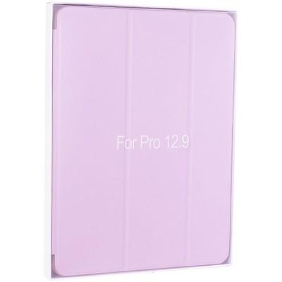 "Чехол-книжка MItrifON Color Series Case для iPad Pro (12,9"") 2020г. Water Pink - Бледно-розовый - фото 38877"