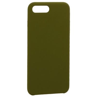 """Накладка силиконовая MItrifON для iPhone 8 Plus/ 7 Plus (5.5"""") без логотипа Marsh Болотный №48 - фото 39235"""