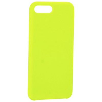 "Накладка силиконовая MItrifON для iPhone 8 Plus/ 7 Plus (5.5"") без логотипа Green Салатовый №31 - фото 39241"