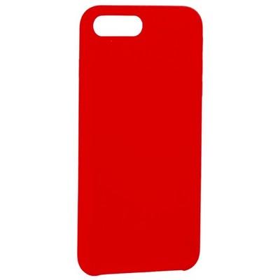 """Накладка силиконовая MItrifON для iPhone 8 Plus/ 7 Plus (5.5"""") без логотипа Product red Красный №14 - фото 39263"""