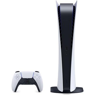 Sony PlayStation 5 Digital Edition RU - фото 39582