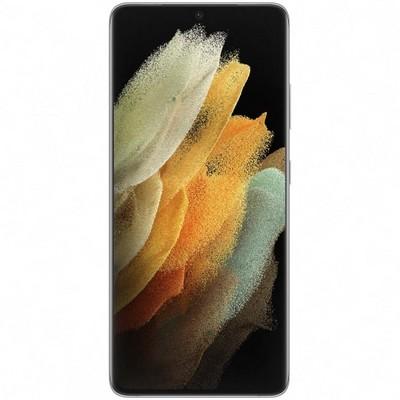 Samsung Galaxy S21 Ultra 5G 12/128GB Серебряный фантом Ru - фото 39784