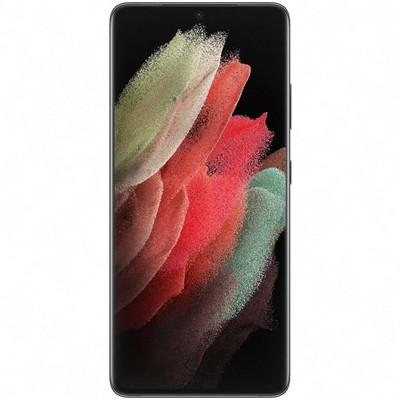 Samsung Galaxy S21 Ultra 5G 12/128GB Черный фантом Ru - фото 39791