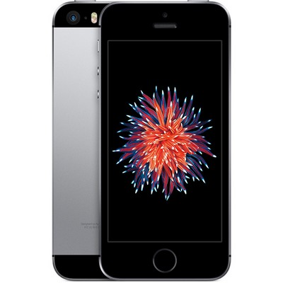 Apple iPhone SE 32Gb Space Gray MP822RU - фото 5626