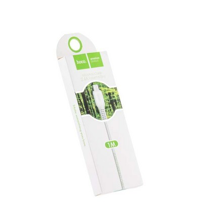 USB дата-кабель Hoco X20 Flash MicroUSB (1.0 м) Белый - фото 18679
