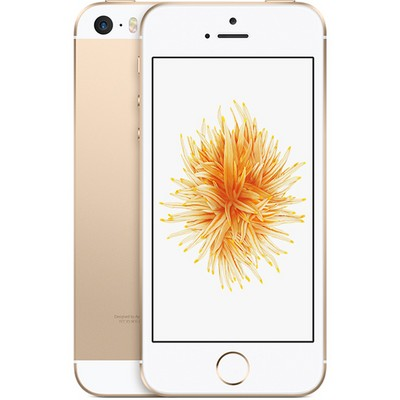 Apple iPhone SE 16Gb Gold А1723 - фото 5562