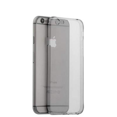 Чехол силиконовый Hoco Light Series для iPhone 6S/ 6 (4.7) Дымчатый - фото 18876