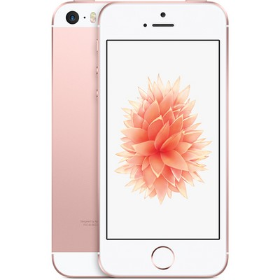 Apple iPhone SE 64Gb Rose Gold MLXQ2RU - фото 5606