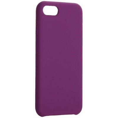 """Накладка силиконовая MItrifON для iPhone SE (2020г.)/ 8/ 7 (4.7"""") без логотипа Violet Фиолетовый №45 - фото 42082"""