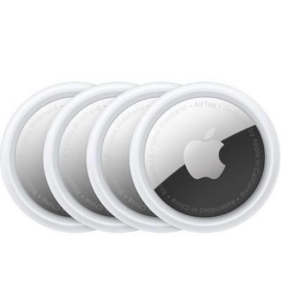 Трекер Apple AirTag в наборе из 4 штук - фото 42154
