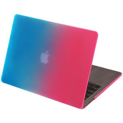 "Защитный чехол-накладка HardShell Case для Apple MacBook New Pro 13"" Touch Bar (2016-2020г.) A1706/A1708/A1989/A2159/A2289/A2251 (M1) матовая Вид1 - фото 42276"