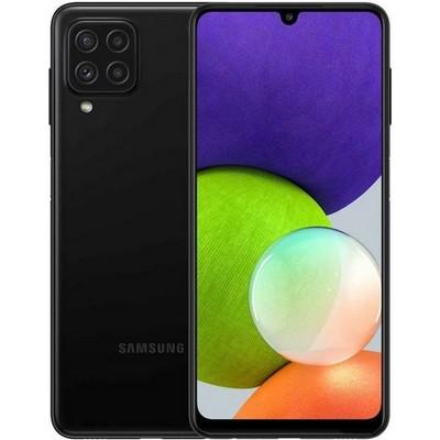 Samsung Galaxy A22 4/64GB, черный Ru - фото 42420