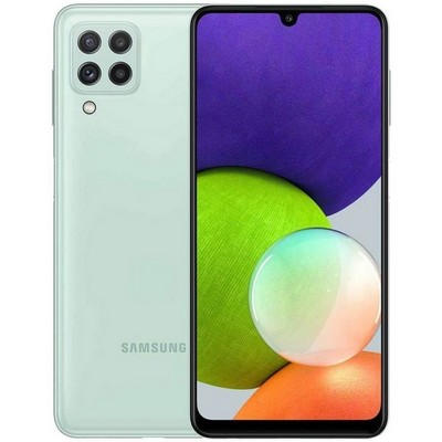 Samsung Galaxy A22 4/128GB, мятный Ru - фото 42455