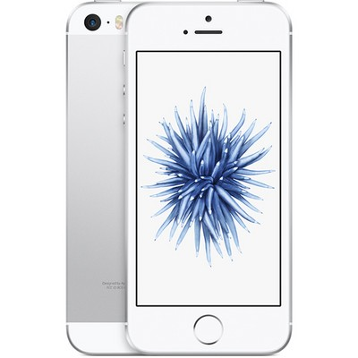 Apple iPhone SE 16Gb Silver - фото 5584