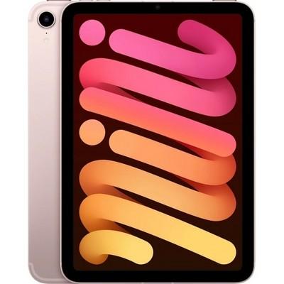 Apple iPad mini (2021) 64Gb Wi-Fi + Cellular Pink - фото 44276