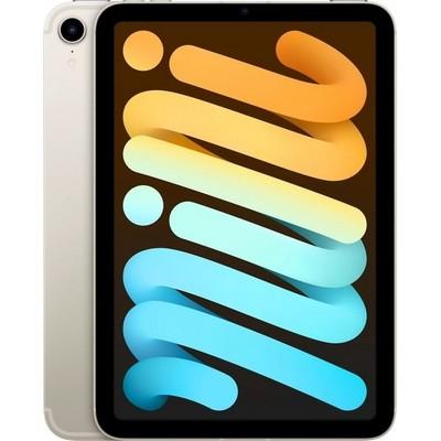 Apple iPad mini (2021) 64Gb Wi-Fi + Cellular Starlight RU - фото 44452