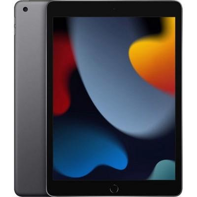 Apple iPad (2021) 64Gb Wi-Fi Space Gray - фото 44479