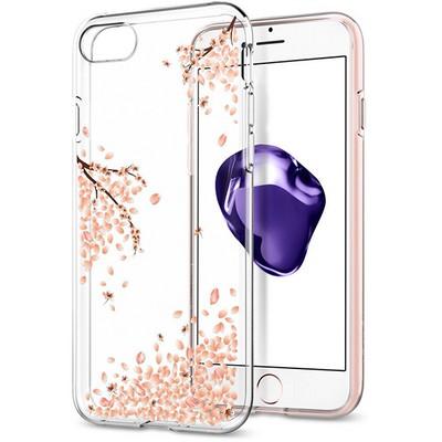 Spigen iPhone 7 Case Liquid Crystal Shine Blossom - фото 9854