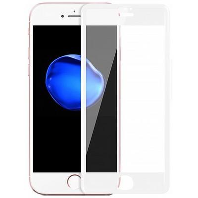 Стекло защитное (гладкое) Hoco Nano Tempered Glass Film для iPhone 7 Plus (5.5) GH7 White - фото 9942