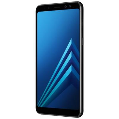 Samsung Galaxy A8 (2018) 32GB SM-A530F черный - фото 10607