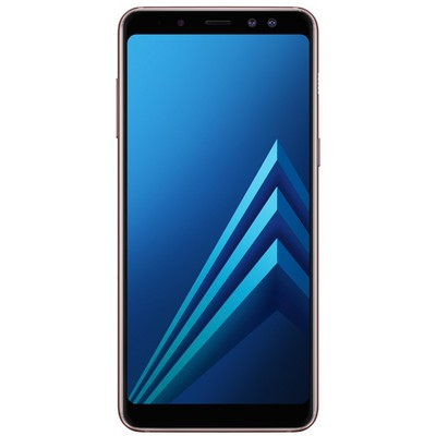 Samsung Galaxy A8 (2018) 32GB SM-A530F синий - фото 10590
