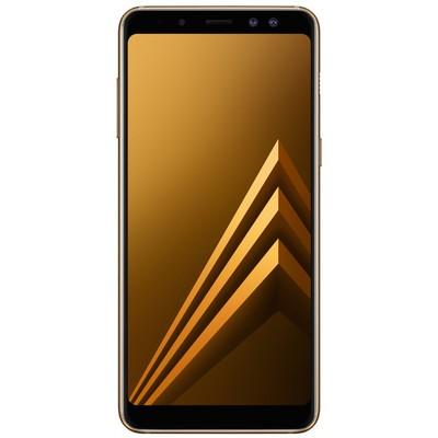 Samsung Galaxy A8 (2018) 32GB SM-A530F золотой - фото 10597