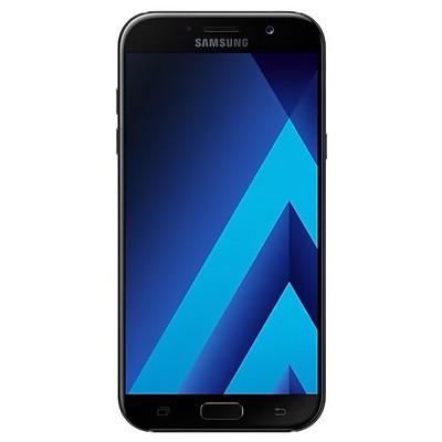 Samsung Galaxy A7 (2017) SM-A720F Black - фото 10027