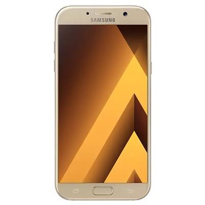 Samsung Galaxy A7 (2017) SM-A720F Gold - фото 10041
