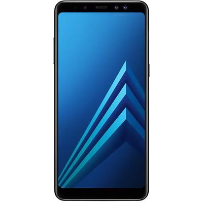 Samsung Galaxy A8+ SM-A730F/DS Black  - фото 10056