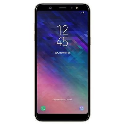Samsung Galaxy A6+ 32GB Gold - фото 5764