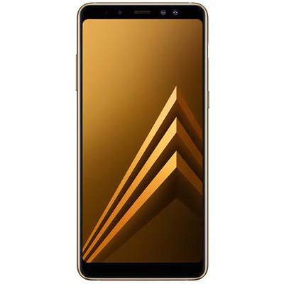 Samsung Galaxy A8+ SM-A730F/DS Gold  - фото 10084