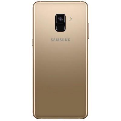 Samsung Galaxy A8+ SM-A730F/DS Gold  - фото 10085