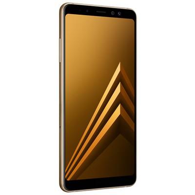Samsung Galaxy A8+ SM-A730F/DS Gold  - фото 10086