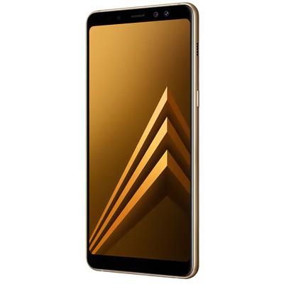 Samsung Galaxy A8+ SM-A730F/DS Gold  - фото 10087