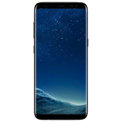 Samsung Galaxy S8 64GB SM-G950F черный бриллиант - фото 10098